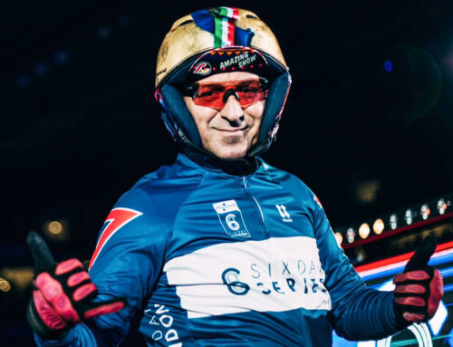 """Cordiano Dagnoni: """"Voglio diventare presidente della Federciclismo"""""""